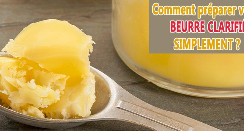 beurre clarifié ou ghee alimentation paléo